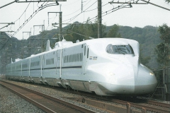 山陽・九州新幹線相互直通用N700系7000・8000番代