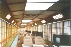 旧国鉄 お座敷列車の客室