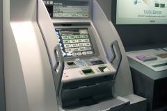 「鉄道向自動券売機プロトタイプ」 2006年