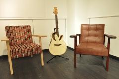 「ギター椅子」2013