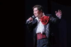 2015年11月・梅田芸術劇場にて歌謡ショー出演