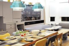 「Living dining room」 (interior design)2013年